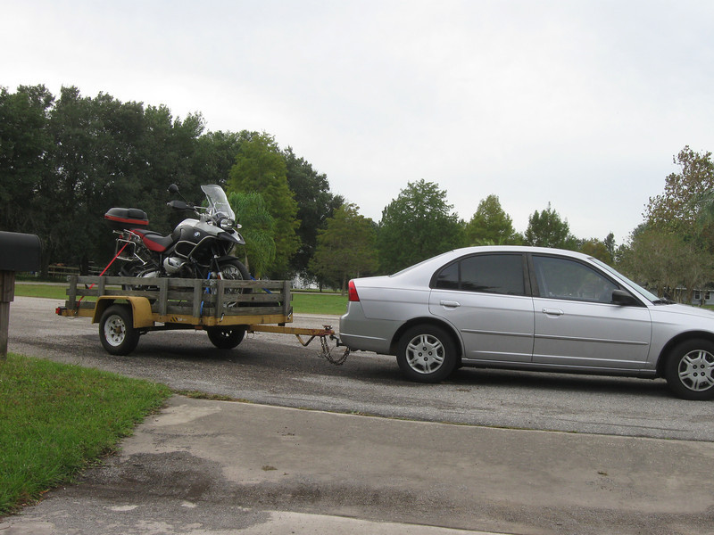 How To Drive While Towing A Car