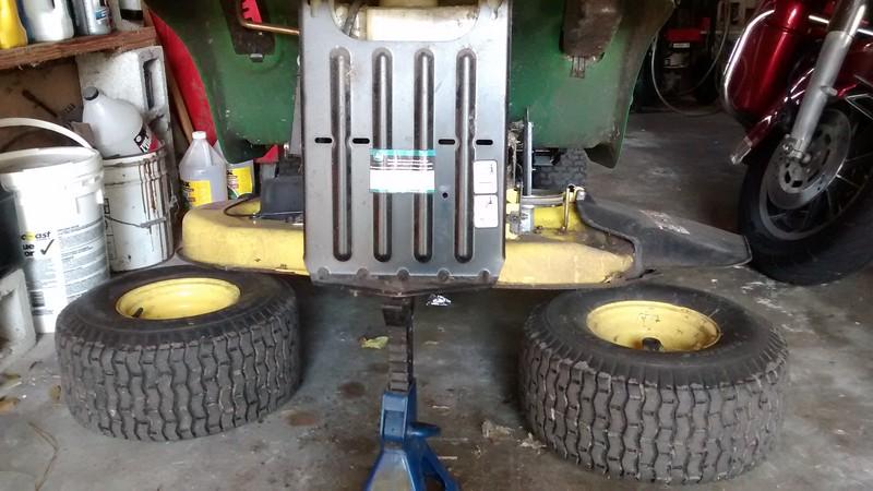 Hydrostatic transaxle service - Bob Is The Oil Guy
